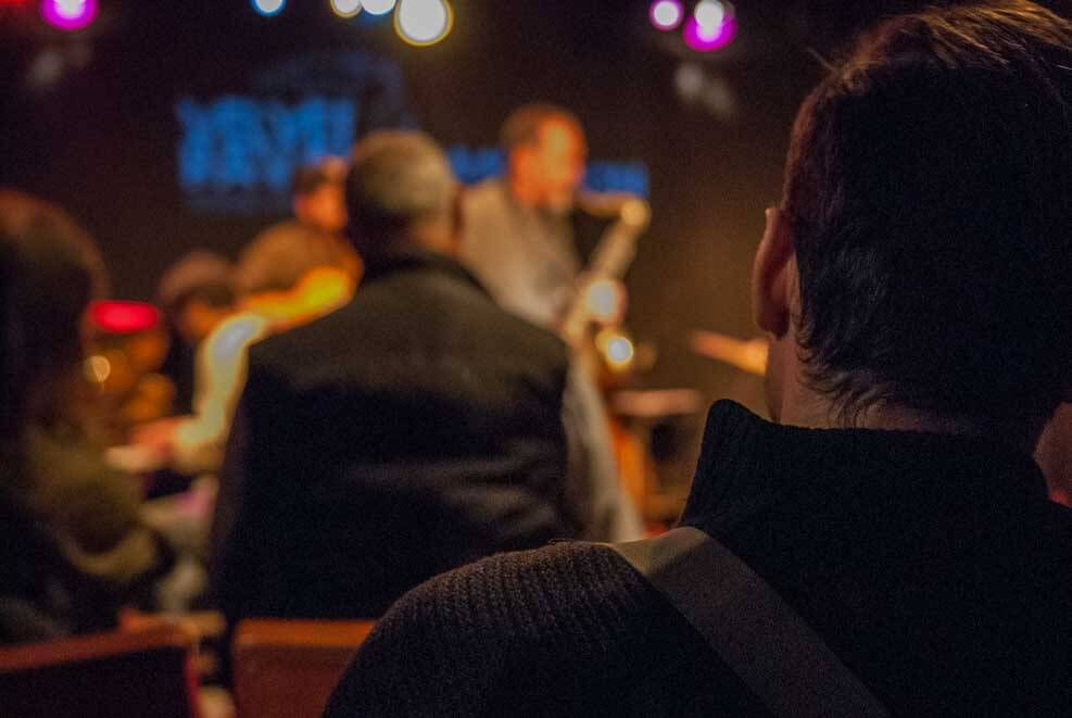 Fotos / Jam Session del 16 Noviembre 2015