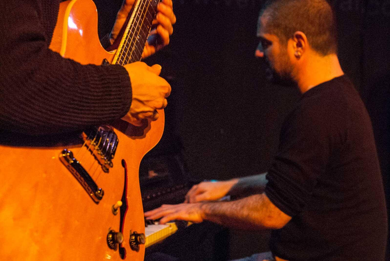 Fotos / Jam Session del 21 marzo 2016