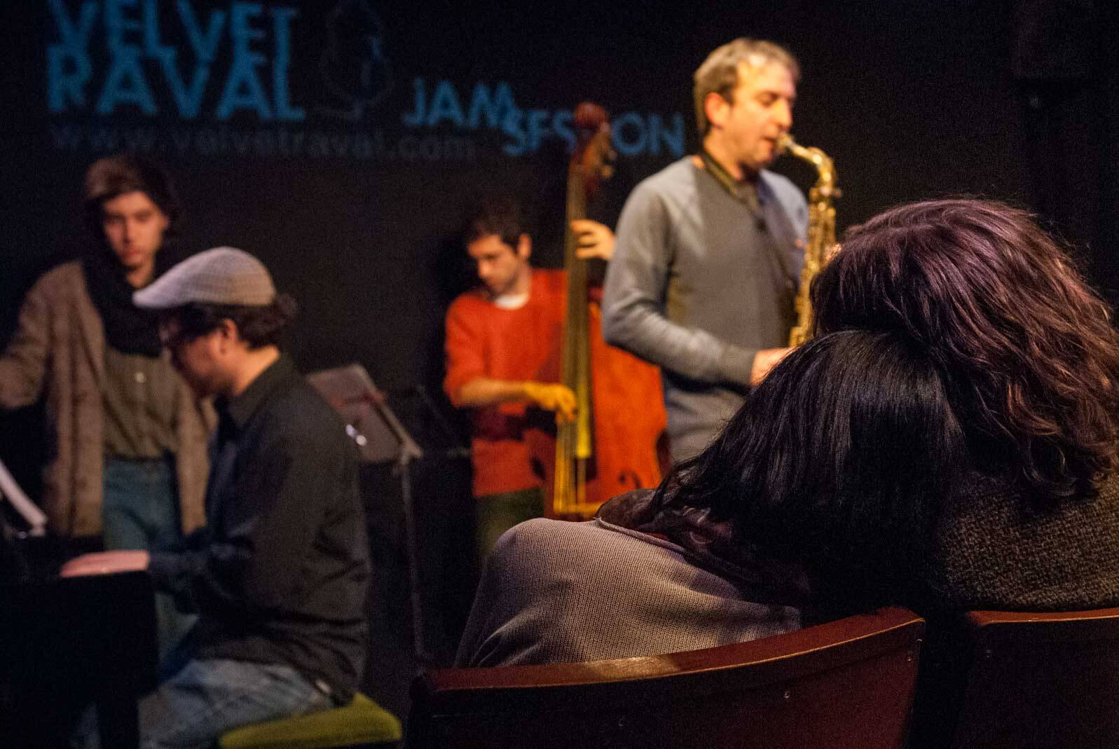Fotos / Jam Session de 7 marzo 2016
